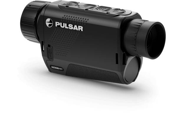 Cape Thermal – Pulsar axion key xm30 thermal imaging monocular for sale – back left view