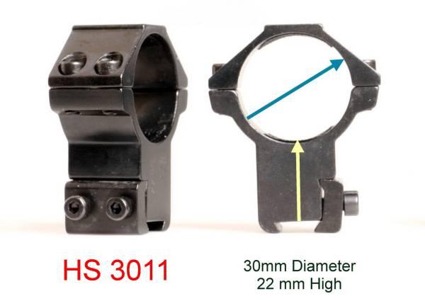 HS3011 Diameter 30mm 22mm High EK200  R 380
